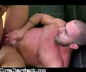 Jorge Ballantino gets fucked bareback