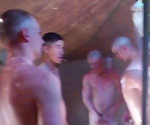 Real Army Guys Naked Shower Leaked