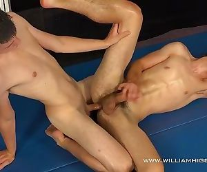 Really Hot Twinks Wrestling