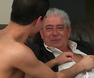 Grandpa Loves Fucking Twinks